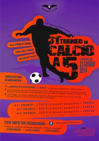 31 Trofeo di Calcio a 5 2~1